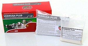 Verruga plus homeopatia 01kg - tratamento e prevenção de verrugas bovinas - 1 grama animal dia