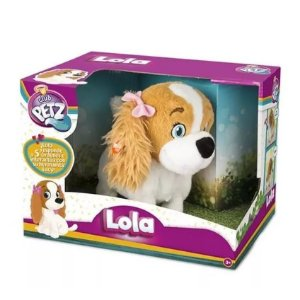 cachorrinha lola pet inteligente português multikids