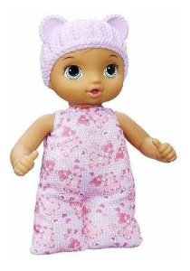 Baby Alive Boneca Naninha Morena Hasbro