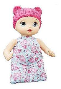 Baby Alive Boneca Naninha Loira Hasbro