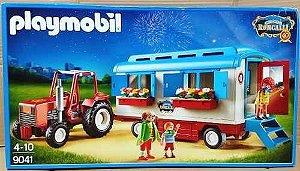 Circus Roncalli Trail Playmobil 9041
