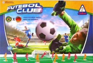 Brasil X Alemanha Futebol Club Gulliver