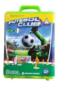Brasil X Itália Copa Continental Gulliver Futebol Club