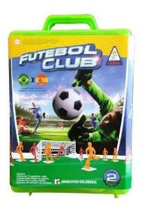 Brasil X Espanha Copa Continental Gulliver Futebol Club