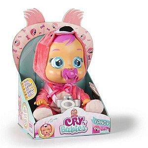 boneca cry babies flamy chora com sons e lágrimas de verdade