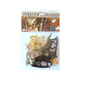 Forte Apache Soldados Mineradores Gulliver