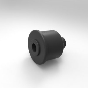 Bucha Plástica para Tubo de PVC
