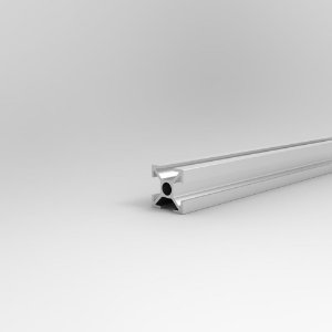 Perfil Estrutural em Alumínio 20x20 - Canal 8