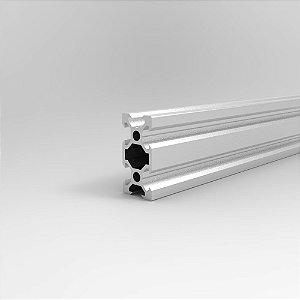 Perfil Estrutural em Alumínio 20x40 V-Slot - Canal 6