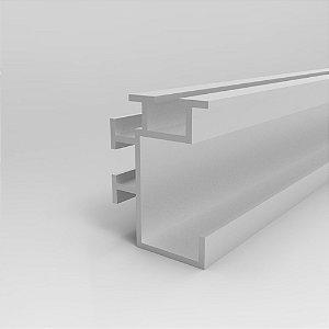 Perfil Estrutura em Alumínio para Instalação de Painel Solar