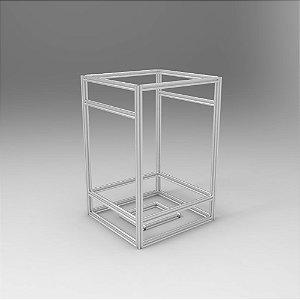 Kit Revolution 3D - 20x20x30cm - Atividade Maker