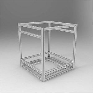 Kit Revolution 3D - 400x400x400mm - Atividade Maker