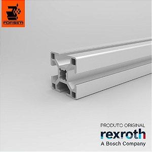 Perfil Estrutural em Alumínio 30x30 Rexroth - Canal 8