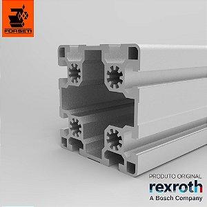 Perfil Estrutural em Alumínio 90x90 Leve Rexroth - Canal 10