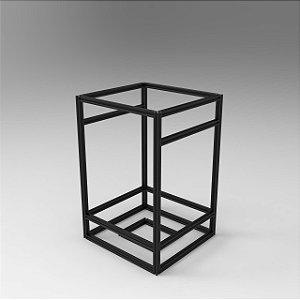 Kit Revolution 3D - 20x20x30cm - Black Series - Atividade Maker