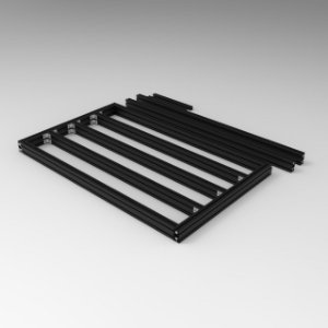 Kit CNC Revolution 3 - Black Series - Atividade Maker