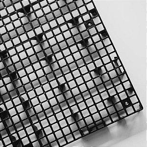 Estrado Plástico em PEAD Reciclado - 60x50cm