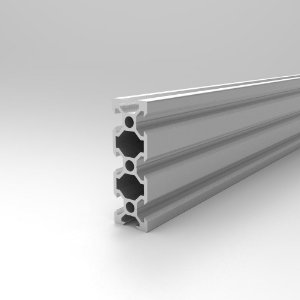 Perfil Estrutural em Alumínio 20x60 V-Slot - Canal 6