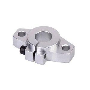 Suporte SHF em Alumínio para Eixo Linear Retificado e Inox