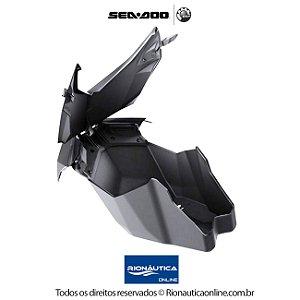 Bagageiro Dianteiro Interno Completo  para Spark Original Sea Doo 295100864