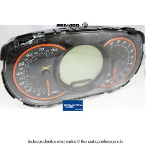Painel digital de Instrumentos LCD Sea Doo RXT 260 HP-278002961