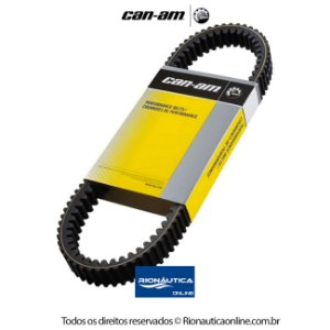Correia de transmissão CVT CAN-AM - ALTA PERFORMANCE - TURBO - 422280364