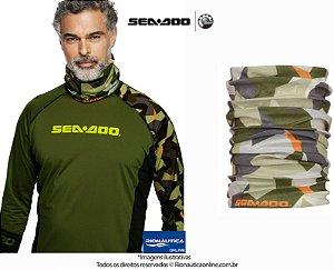 Bandana Sea-Doo - Lenço  Proteção de pescoço de secagem rápida na água proteção UV SPF50
