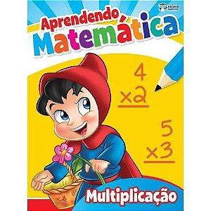 LIVRO APRENDENDO MATEMATICA BICHO ESPERTO
