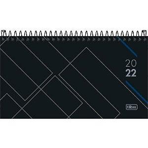 Agenda Espiral de Bolso Spot Masculina M2 2022 Tilibra