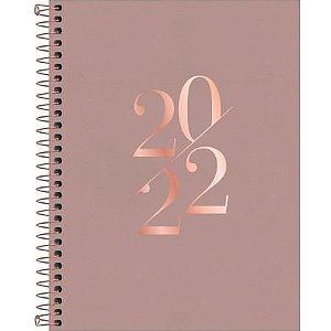 Agenda Espiral Vanilla M7 2022 Tilibra
