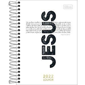 Agenda Espiral Louvor M5 2022 Tilibra