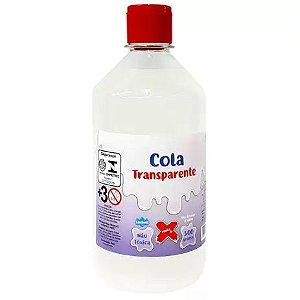Cola Transparente 500g Make+