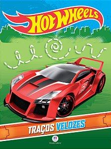 Livro Hot Wheels - Tracos Velozes - Ciranda Cultural