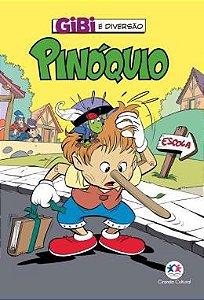 Gibi Pinoquio Ciranda Cultural