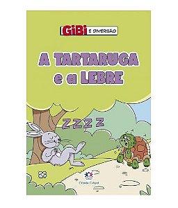 Gibi A Tartaruga e a Lebre Ciranda Cultural