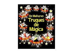 Livro Os Melhores Truques de Magica Ciranda Cultural