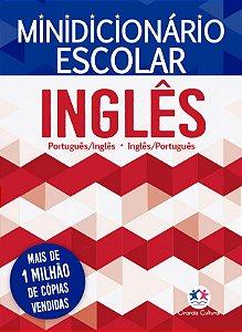 Minidicionario Escolar Inglês-Português Ciranda Cultural