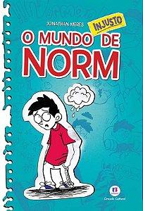 Livro O Mundo Norm - O Mundo Injusto de Norm - Volume 1 - Ciranda Cultural