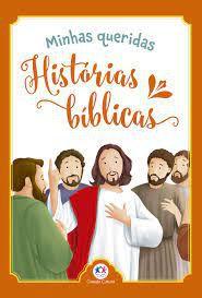 Livro Minhas Queridas Historias Biblicas Ciranda Cultural