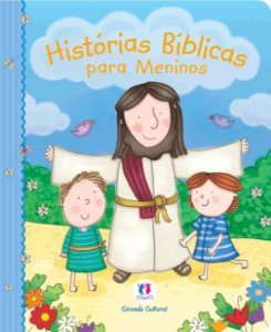 Livro Historias Biblicas para Meninos Ciranda Cultural