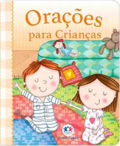 Livro Oracoes para Criancas Ciranda Cultural