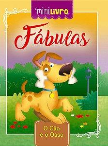 Minilivro Fabulas - O Cão e o Osso - Ciranda Cultural