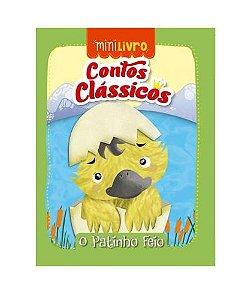 Minilivro Contos Classicos - O Patinho Feio - Ciranda Cultural