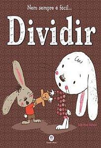 Livro Nem Sempre é Fácil... Dividir Ciranda Cultural
