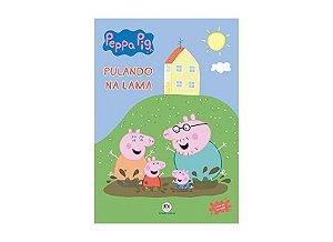 Livro Peppa Pig - Pulando na Lama - Ciranda Cultural