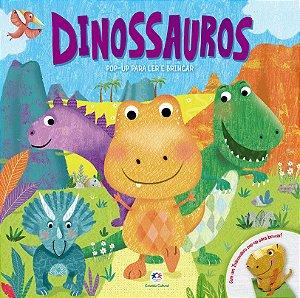 Livro Pop-up Dinossauros Ciranda Cultural