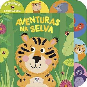 Livro Aventuras na Selva Ciranda Cultural