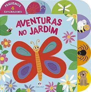 Livro Aventuras no Jardim Ciranda Cultural