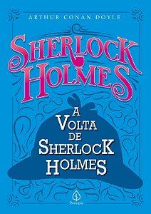 Livro A Volta de Sherlock Holmes Ciranda Cultural