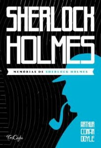 Livro Memorias de Sherlock Holmes Ciranda Cultural